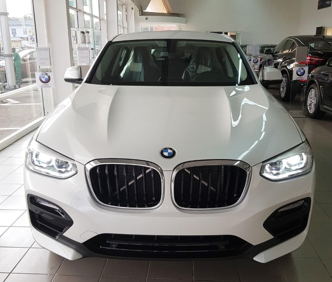 Nouvelle BMW X4 - 2019